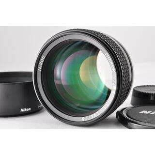 ニコン(Nikon)の#BE7 Nikon Nikkor 85mm f/1.4 Ai-S(レンズ(単焦点))