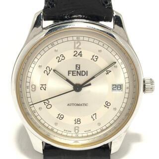 FENDI - フェンディ - 200G メンズ 裏スケ シルバー