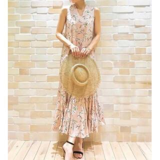 IENA - 新品未使用タグ付き MARIHA マリハ 夏の月影のドレス
