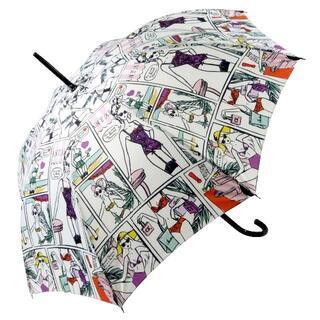 シャンタルトーマス(Chantal Thomass)のChantal Thomass 雨傘/日傘 コミックデザイン CT804(傘)