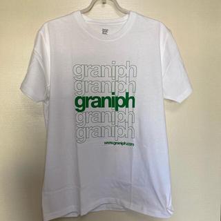 グラニフ(Graniph)のグラニフ Tシャツ 白 S  新品(Tシャツ/カットソー(半袖/袖なし))