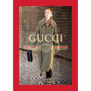 DRIES VAN NOTEN - GUCCI グッチ 19AW コレクションライン コート