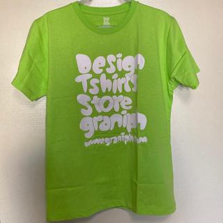 グラニフ(Graniph)のグラニフ Tシャツ 黄緑 S 新品(Tシャツ/カットソー(半袖/袖なし))