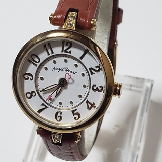 Angel Heart - 値下げ Angel Heart レディース用クォーツ腕時計 電池交換済 稼働品