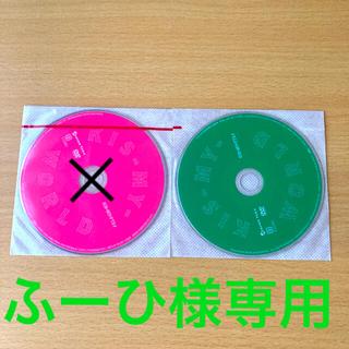 キスマイフットツー(Kis-My-Ft2)のKIS-MY-WORLD キスショ盤 特典 DVD 二階堂高嗣(ミュージック)