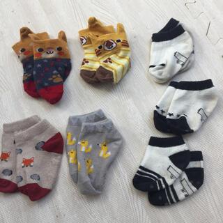 ムジルシリョウヒン(MUJI (無印良品))の9~13サイズ 靴下セット(靴下/タイツ)