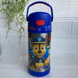 サーモス(THERMOS)のTHERMOS パウパトロール 保冷 海外限定 サーモス ストロー 水筒(水筒)