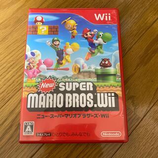 Wii - New スーパーマリオブラザーズ Wii Wii