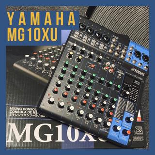 ヤマハ - YAMAHA MG10XU 【箱付き】