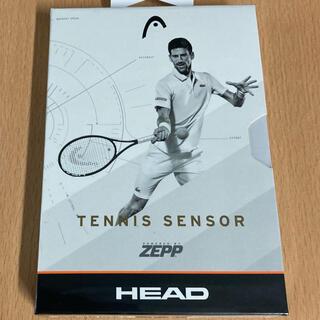 ヘッド(HEAD)のヘッド テニス センサー ZEPP 新品‼ 送料込み‼ スキルアップに是非‼(その他)