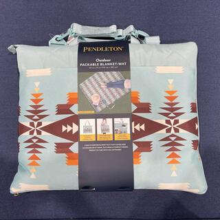 ペンドルトン(PENDLETON)のPENDLETONペンドルトン●レジャーシート レジャーマット(寝袋/寝具)