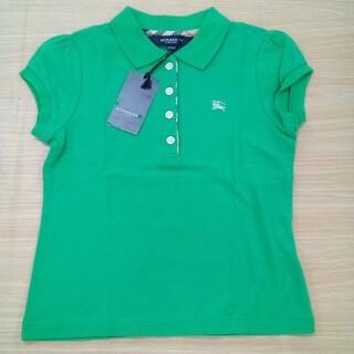 バーバリー(BURBERRY)の新品未使用 バーバリー 110cm ポロシャツ 02MN06091425(Tシャツ/カットソー)