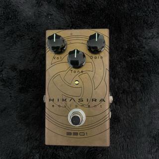 HIKASIRA equipment 3301true drive(エフェクター)