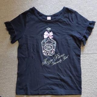 メゾピアノジュニア(mezzo piano junior)のメゾピアノ 半袖Tシャツ Lサイズ(Tシャツ/カットソー)