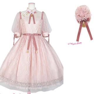 Angelic Pretty - Angelic Pretty Shanghai dollワンピース キャノティエ