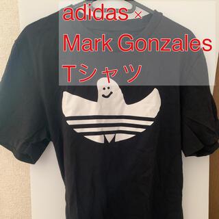 アディダス(adidas)のadidas×Mark GonzalesコラボTシャツ(Tシャツ/カットソー(半袖/袖なし))