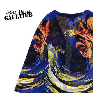 Jean-Paul GAULTIER - ジャンポールゴルチエ jean paul gaultier カーディガン 女神
