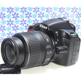 ニコン(Nikon)の初心者おすすめ❤️Nikon D3200❤️手振れ補正❤️フルHD動画撮影❤️(デジタル一眼)