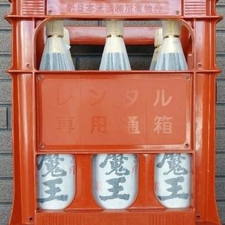 魔王 1800:ml 6本入り 1ケース (焼酎)