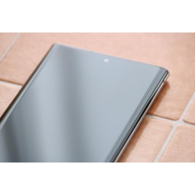 SAMSUNG(サムスン)の【土日即日発送!】Galaxy Note10+ SIMフリー スマホ/家電/カメラのスマートフォン/携帯電話(スマートフォン本体)の商品写真