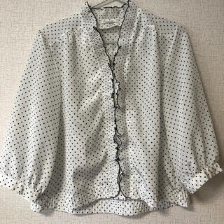 Lochie - dot blouse