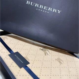BURBERRY - Burberry シーツ バーバリー サイズ 140×240