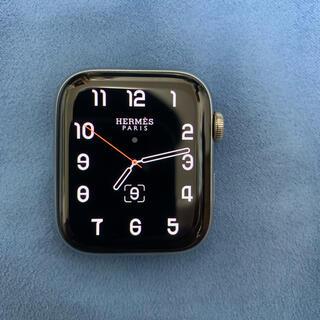 Hermes - 美品 Apple Watch series 5 HERMES 44MM