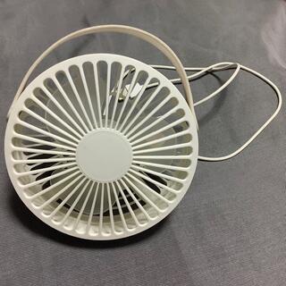 ニトリ(ニトリ)のNITORI USBデスクファン 1点(扇風機)