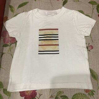 バーバリー(BURBERRY)のバーバリー 熊Tシャツ 100(Tシャツ/カットソー)