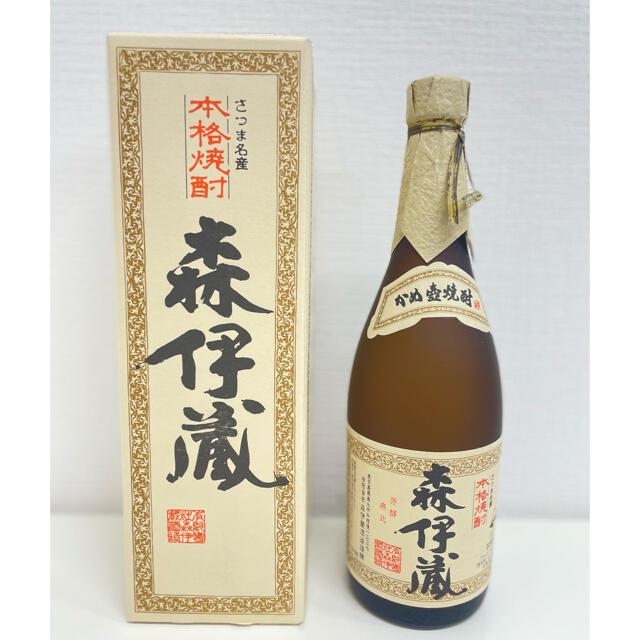 森伊蔵 720ml 食品/飲料/酒の酒(焼酎)の商品写真
