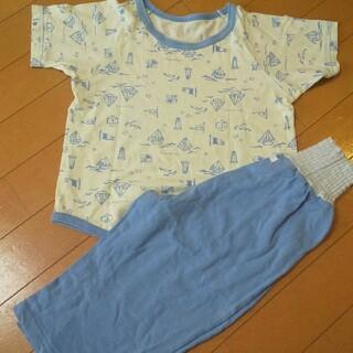 コンビミニ(Combi mini)のコンビミニ 半袖パジャマ 120 ウエスト腹巻き(パジャマ)