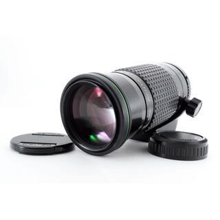 ペンタックス(PENTAX)の【PENTAX】SMC PENTAX-A MACRO 200mm F4 スター(レンズ(単焦点))