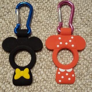 ディズニー(Disney)のディズニーお土産のペットボトルホルダーセット(キャラクターグッズ)
