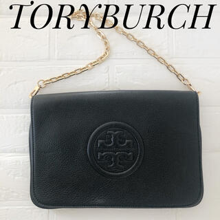 Tory Burch - 【美品】TORY BURCH トリーバーチ ショルダーバッグ  クラッチバッグ