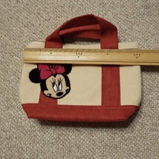 ディズニー(Disney)のミニーミニバッグ(キャラクターグッズ)