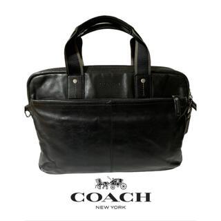 コーチ(COACH)のCOACH コーチ ブリーフケース ビジネスバッグ (ビジネスバッグ)