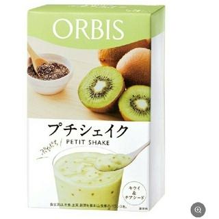 オルビス(ORBIS)のオルビス★プチシェイク★キウイ&チアシード5袋(レトルト食品)
