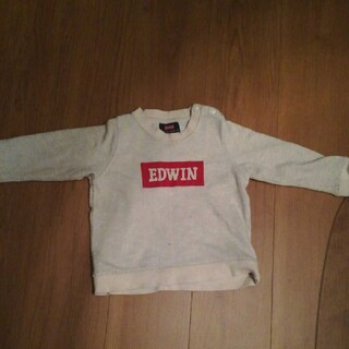 EDWIN - エドウィン☆トレーナー 95