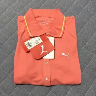 プーマ(PUMA)のPUMA半袖ポロシャツ(ポロシャツ)