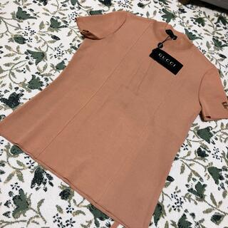 グッチ(Gucci)の新品タグ付き⭐️グッチ 半袖(Tシャツ(半袖/袖なし))