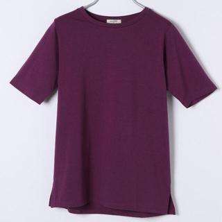 スタディオクリップ(STUDIO CLIP)のスタディオクリップ Tシャツ 紫(Tシャツ(半袖/袖なし))