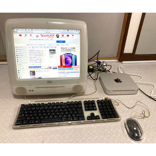 Mac (Apple) - iMac G3 液晶化済 Mac mini2010 Winノートpc