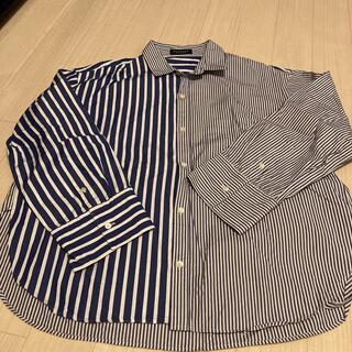 トゥモローランド(TOMORROWLAND)のストライプシャツ(シャツ/ブラウス(長袖/七分))