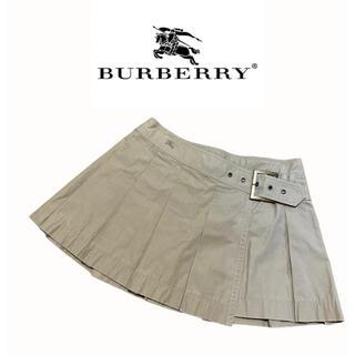 バーバリーブルーレーベル(BURBERRY BLUE LABEL)のBURBERRY バーバリー スカート ミニスカート(ミニスカート)