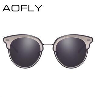 新品 AOFLY キャットアイサングラス  海外ブランド サングラス   夏 (サングラス/メガネ)