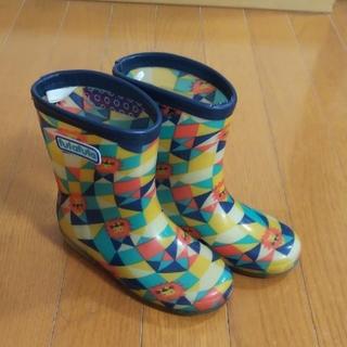 フタフタ(futafuta)の長靴 18センチ futafuta(長靴/レインシューズ)