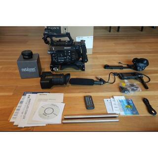 SONY 業務用シネマカメラPXW-FS7+METABONES EF - Emo(デジタル一眼)