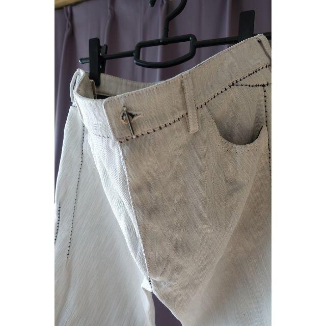 Carol Christian Poell(キャロルクリスチャンポエル)の送料込 匿名配送 キャロルクリスチャンポエル デニムパンツ メンズのパンツ(デニム/ジーンズ)の商品写真