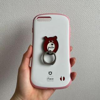iFace×coen iPhone8plusケース
