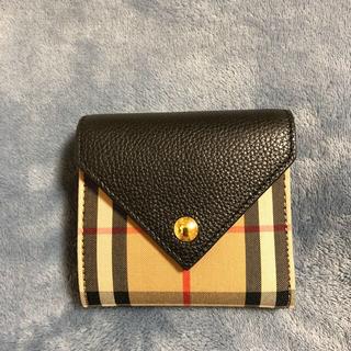 バーバリー(BURBERRY)のBurberry 二つ折り財布(財布)
